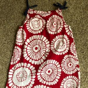 Hanna Andersson pillow case dress size 110 /5